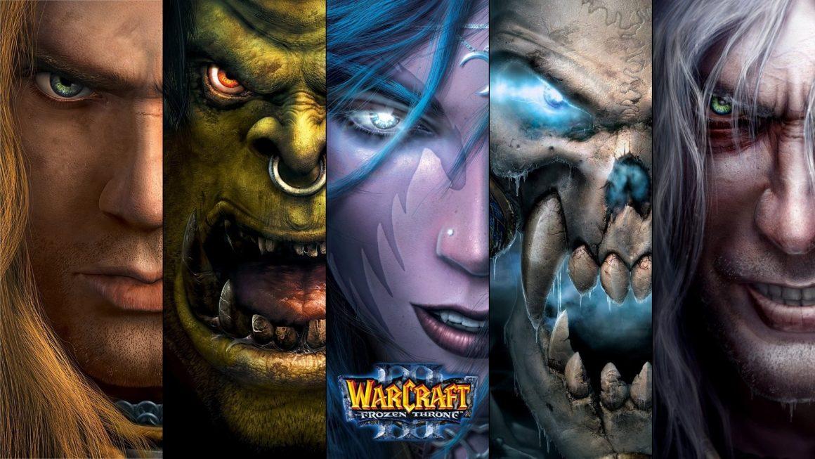 Qual raça devo jogar em Warcraft 3?