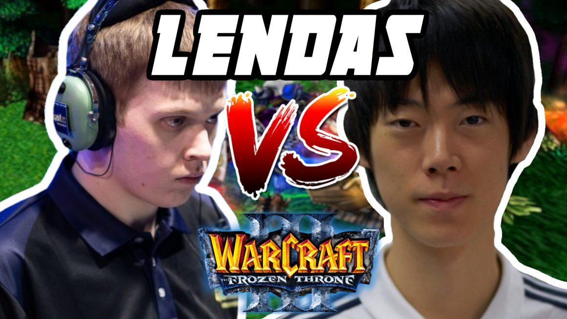 Warcraft 3 Replay: Happy vs. Moon na WCG 2008
