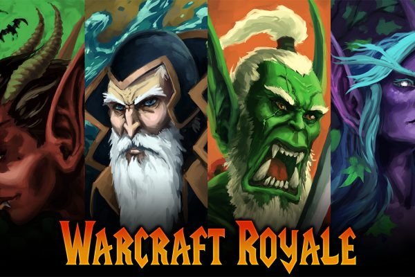 Warcraft 3 mod: Warcraft Royale, o Battle Royale de WC3