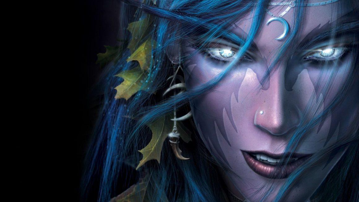 Como jogar com Elfos da Noite em Warcraft 3