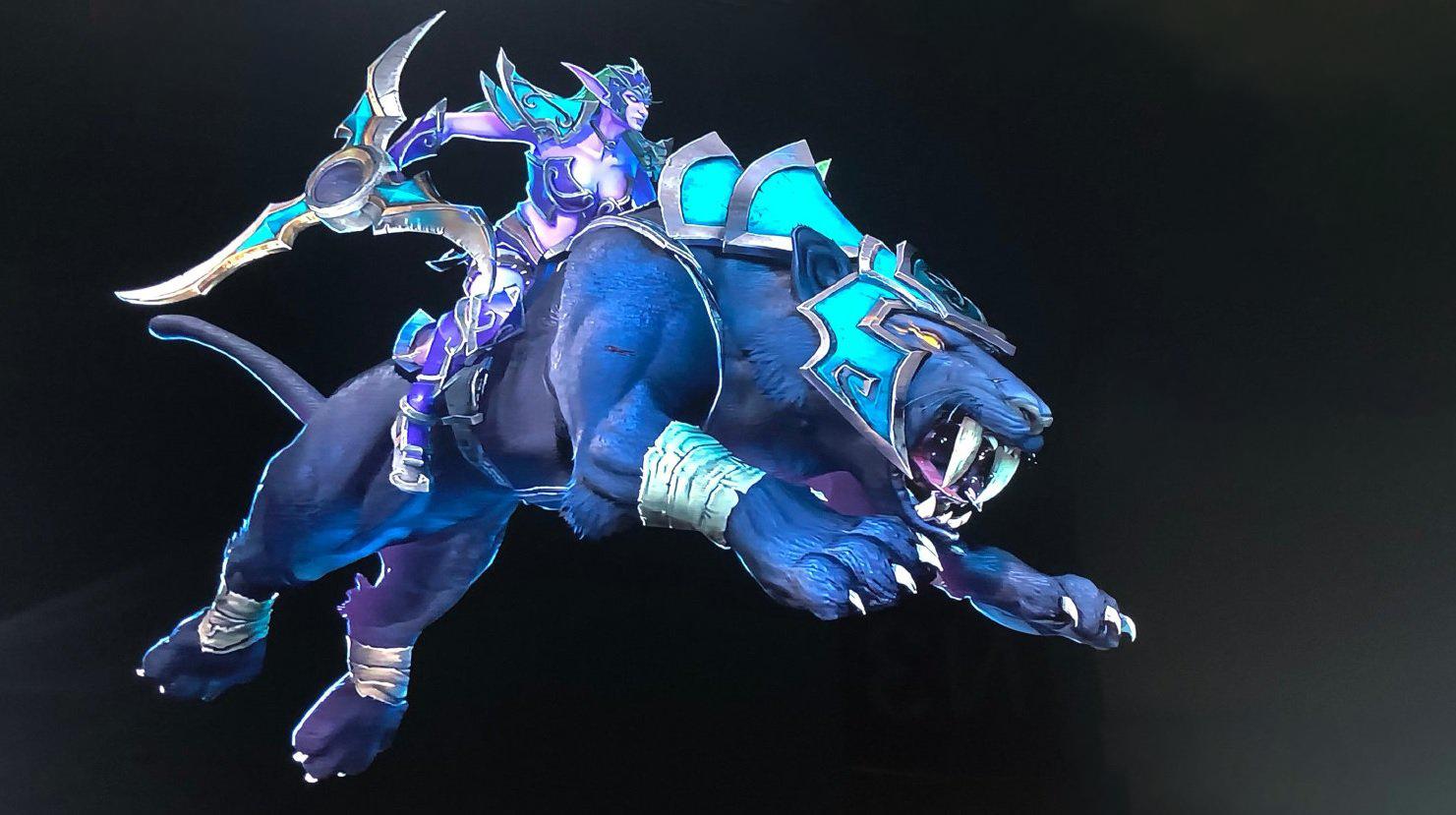 Huntress Warcraft 3 Reforged