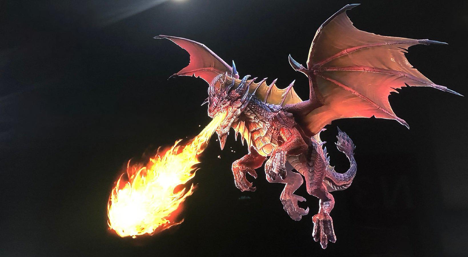 Red Dragon Warcraft 3