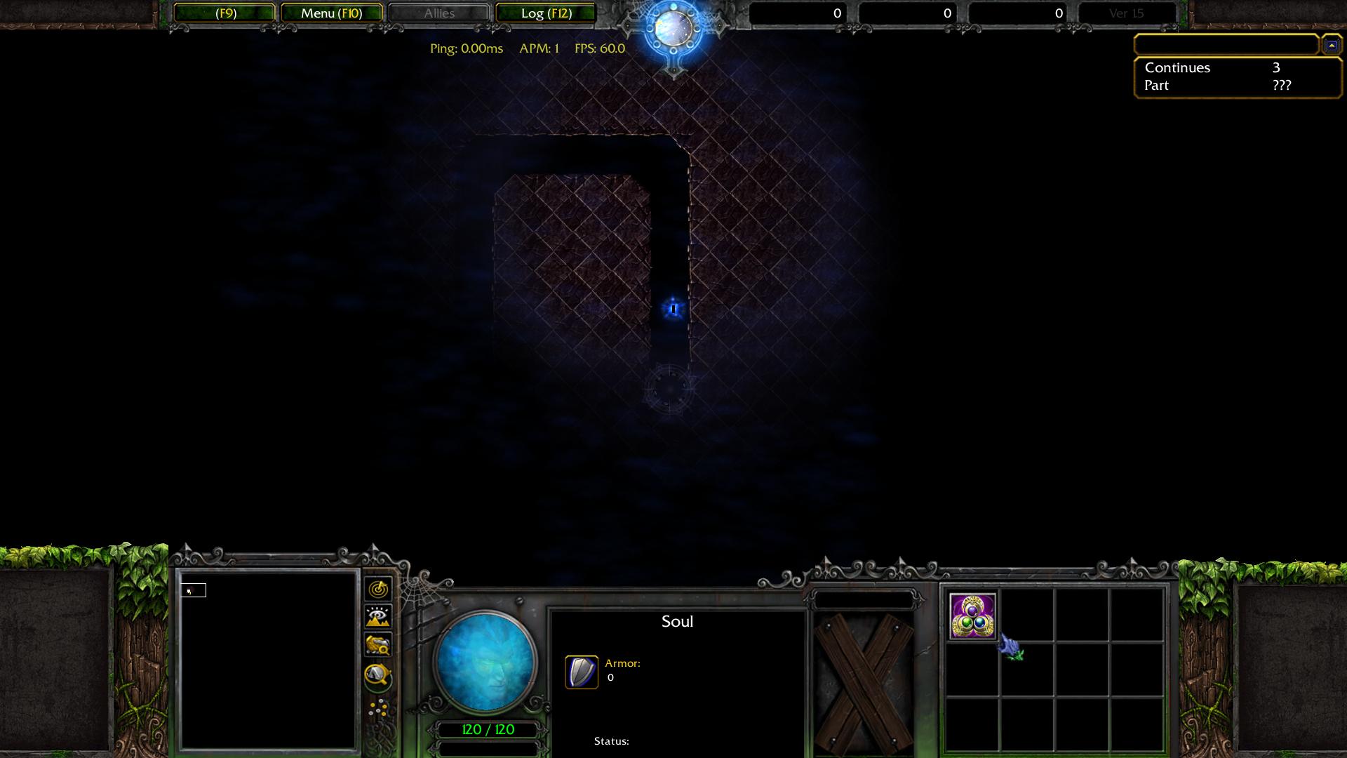 Fate of Death Warcraft 3 mod