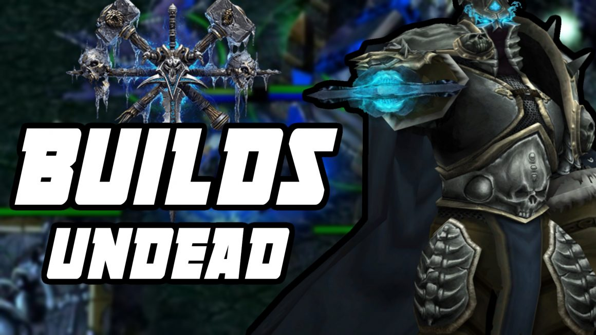 Builds básicas de Undead (mortos-vivos) em Warcraft 3