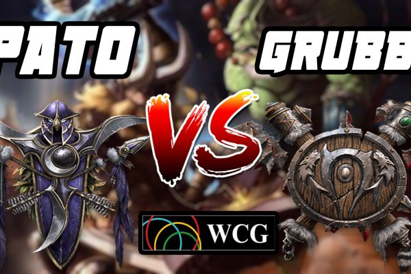 Warcraft 3 Replay: Grubby vs. PaTo na WCG 2006
