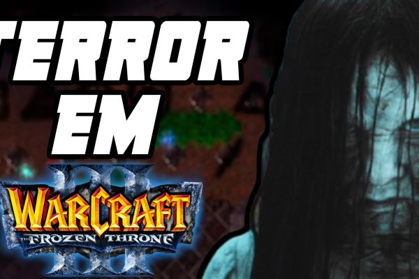 Warcraft 3 mod: The fate of death, o mapa de puro terror no WC3!