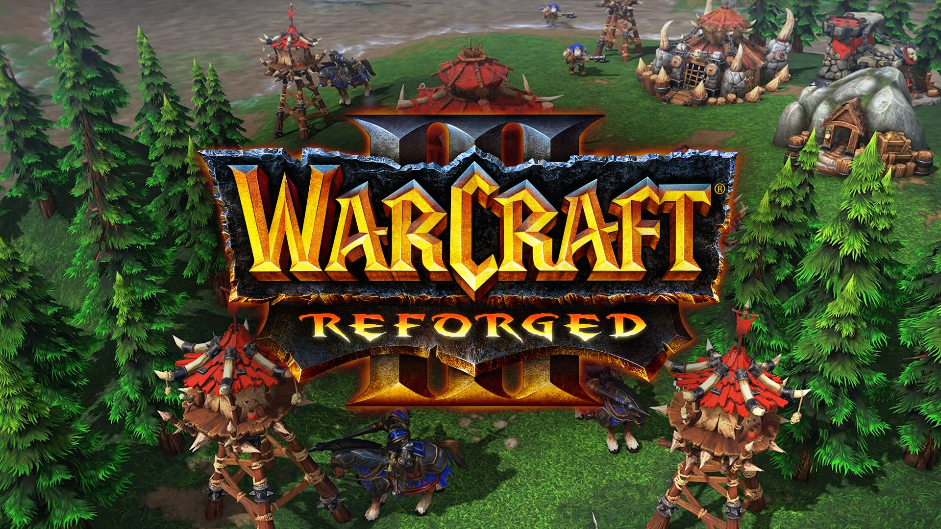 WARCRAFT 3 REFORGED REMASTER