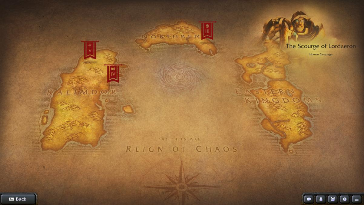 Warcraft 3 Reforged Azeroth Campaign