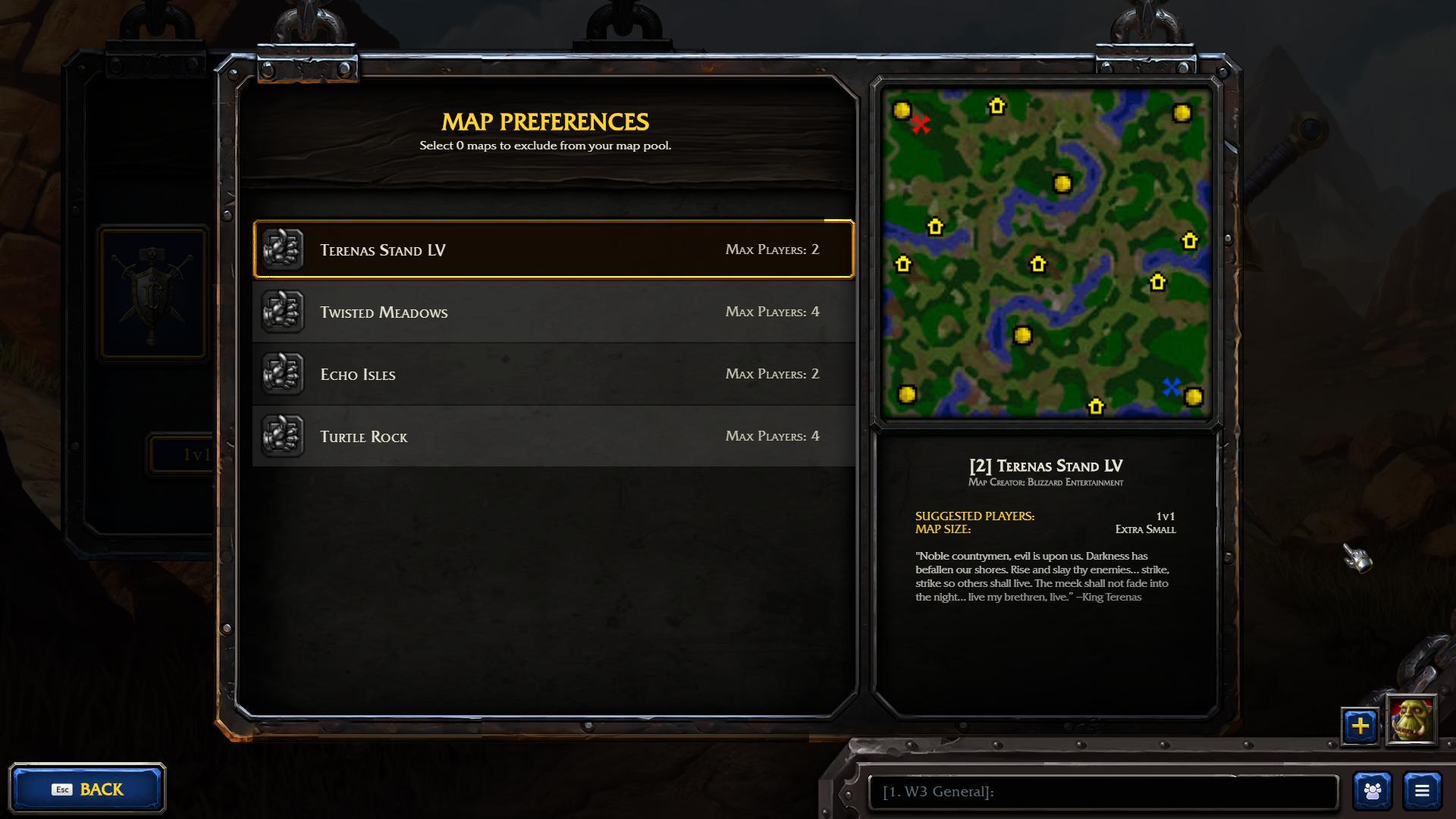 Warcraft 3 Reforged Beta Maps