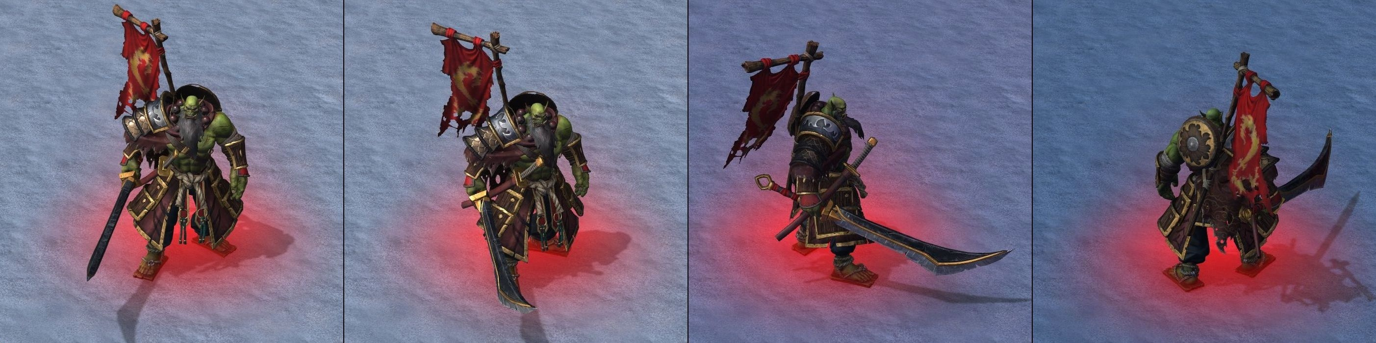 Warcraft 3 Reforged Blademaster