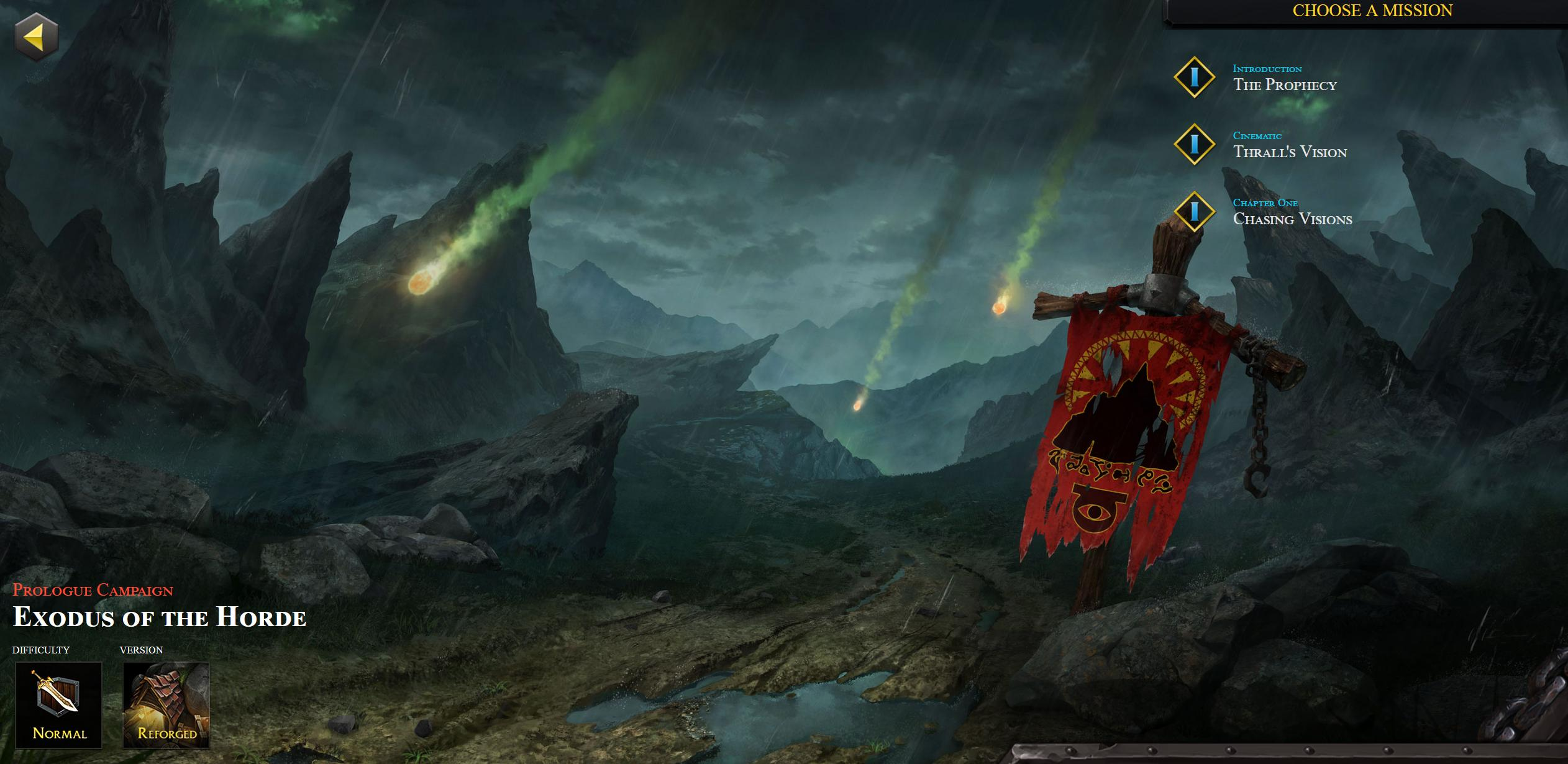 Warcraft 3 Reforged Campaign (2)