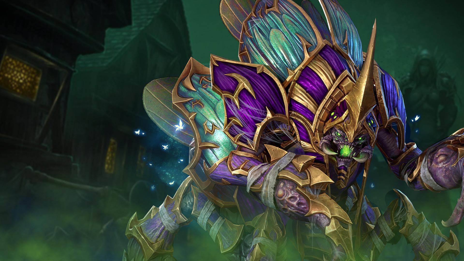 Warcraft 3 Reforged Crypt Lor