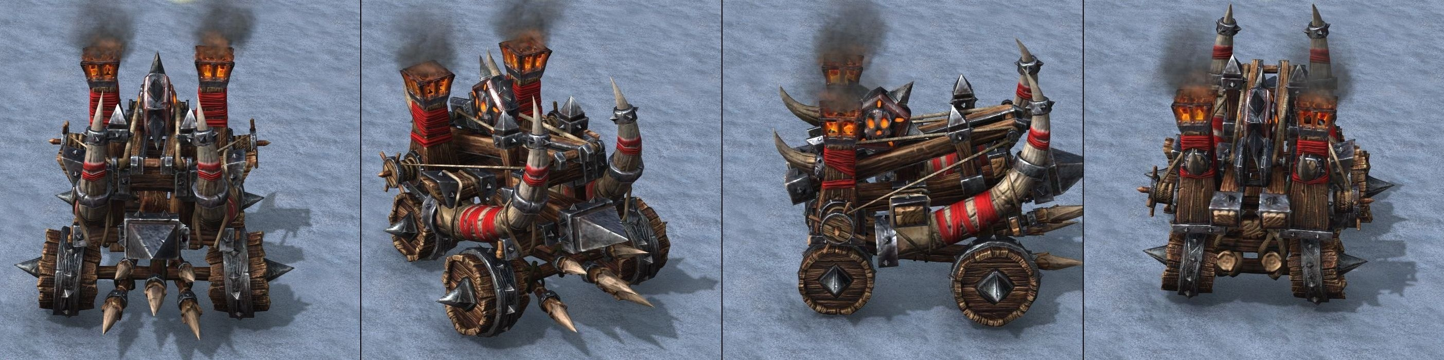 Warcraft 3 Reforged Demolisher