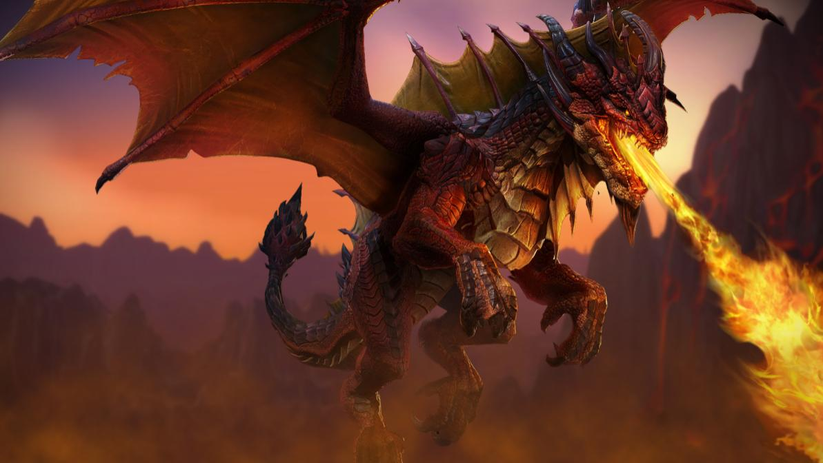 Warcraft 3 Reforged Dragon