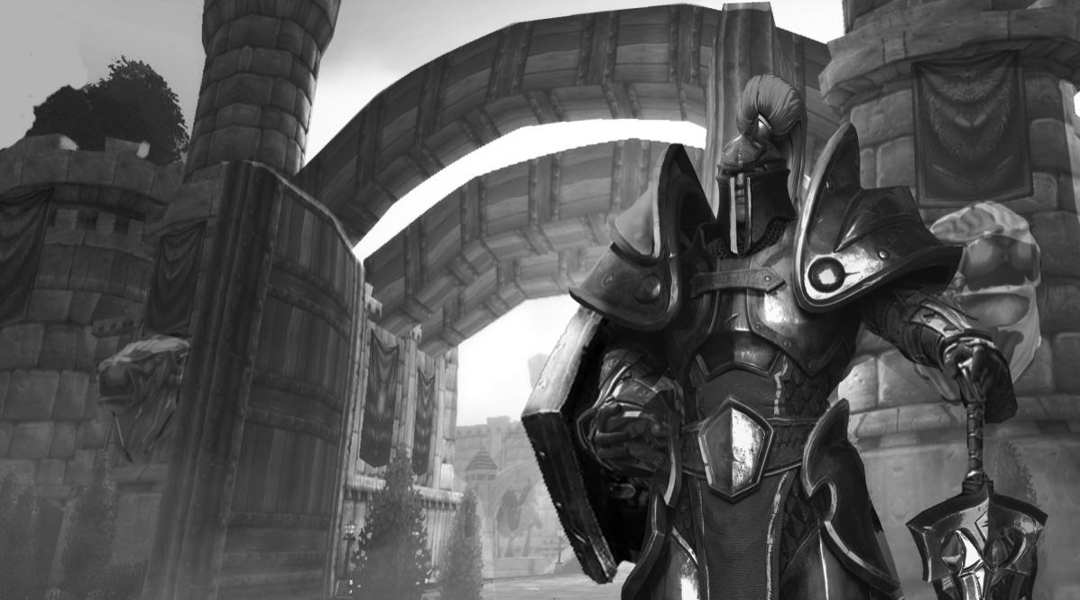 Warcraft 3 Reforged Footman