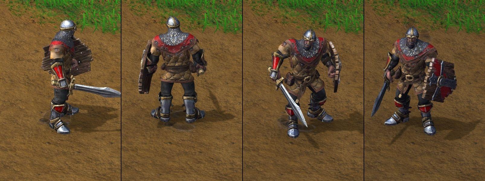 Warcraft 3 Reforged Militia
