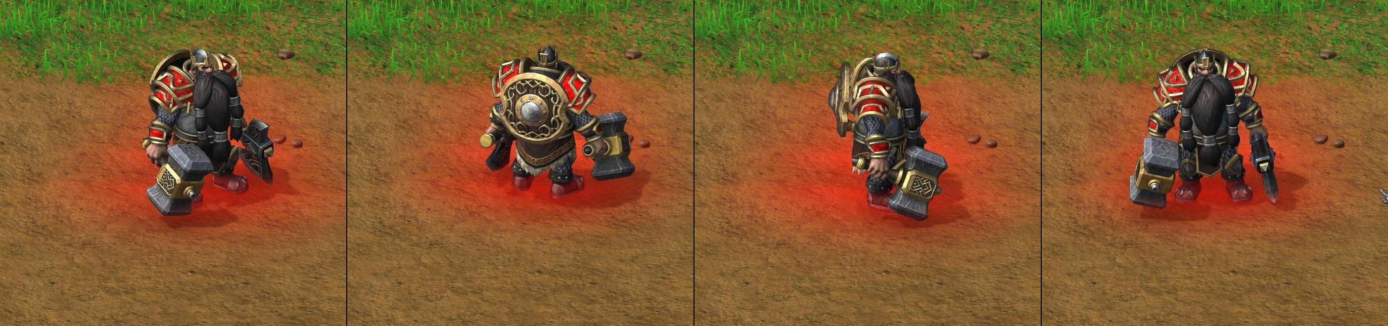 Warcraft 3 Reforged Mountain King