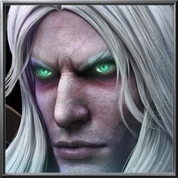 Warcraft 3 Reforged Profile Icon Arthas Death Knight