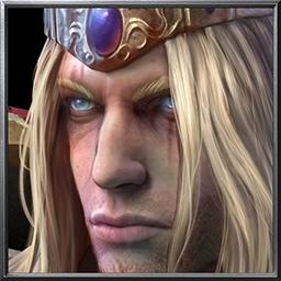 Warcraft 3 Reforged Profile Icon Arthas