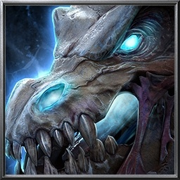Warcraft 3 Reforged Profile Icon Frost Wyrm