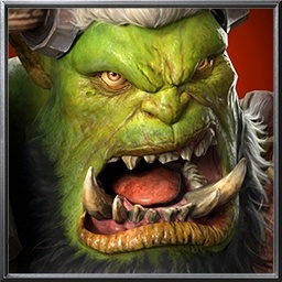Warcraft 3 Reforged Profile Icon Grunt