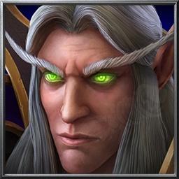Warcraft 3 Reforged Profile Icon Kael'Thalas