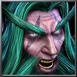 Warcraft 3 Reforged Profile Icon Malfurion