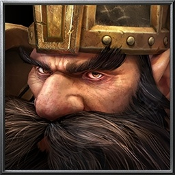 Warcraft 3 Reforged Profile Icon Mountain King