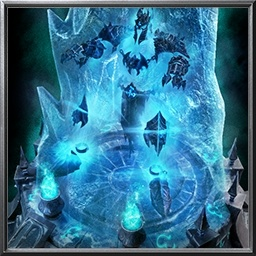Warcraft 3 Reforged Profile Icon The Frozen Throne