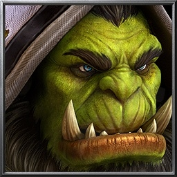 Warcraft 3 Reforged Profile Icon Thrall