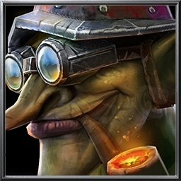 Warcraft 3 Reforged Profile Icon Tinker