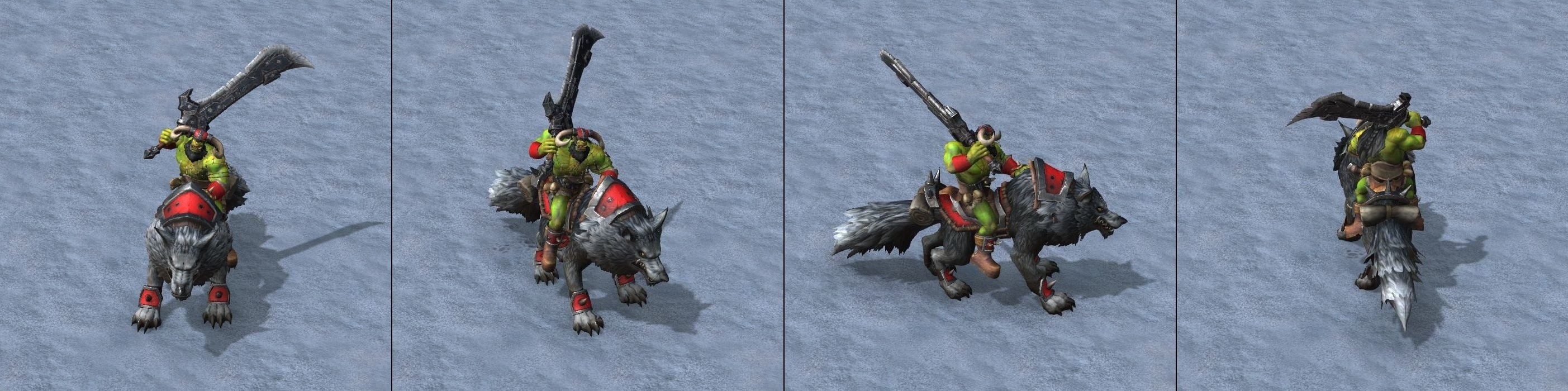 Warcraft 3 Reforged Rider
