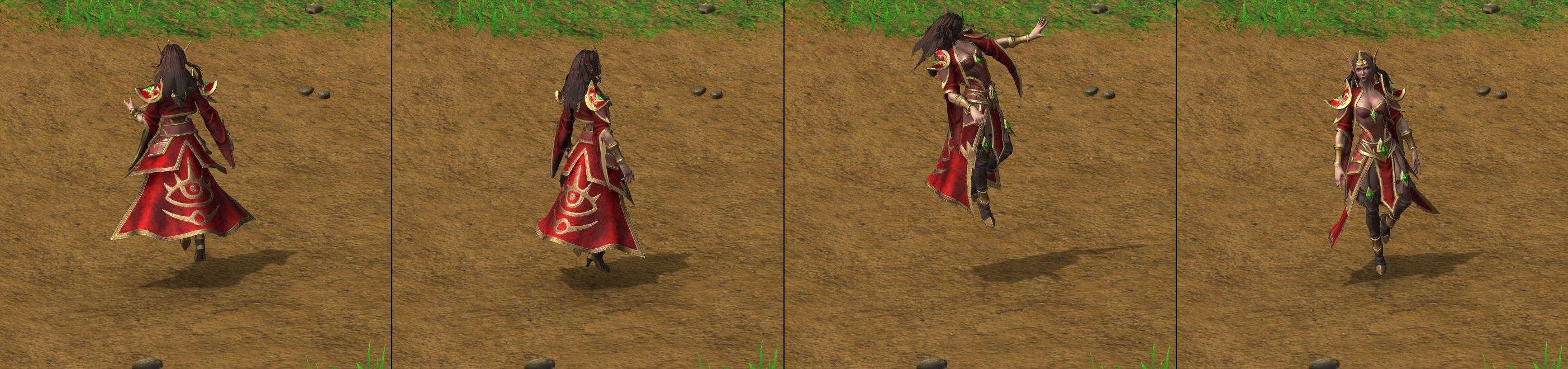 Warcraft 3 Reforged Sorceress