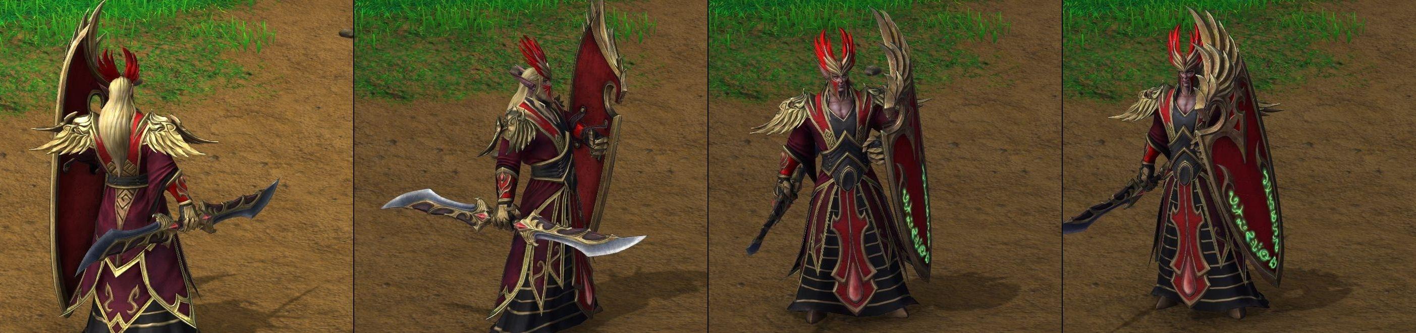 Warcraft 3 Reforged Spell Breaker