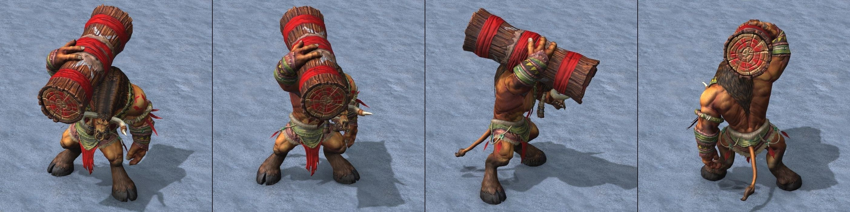 Warcraft 3 Reforged Tauren