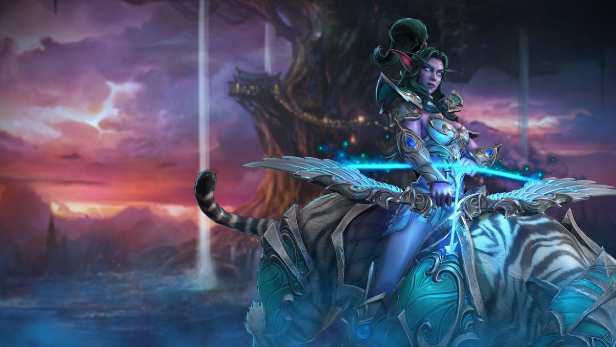 Warcraft 3 Reforged Tyrande