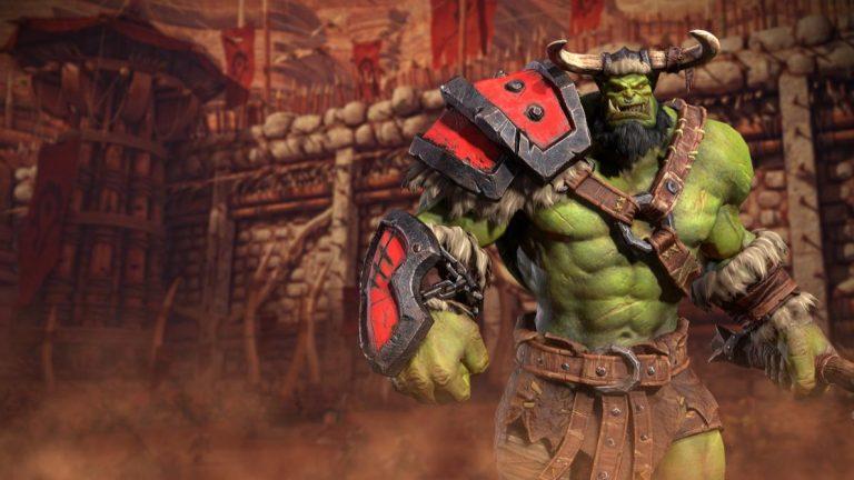 Warcraft 3 Reforged grunt