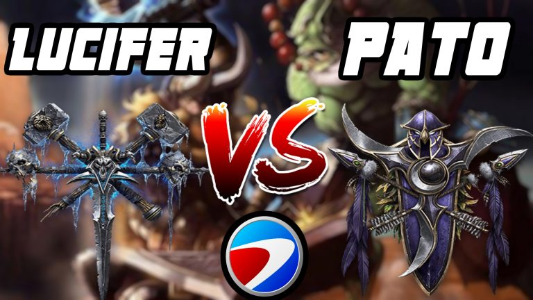 Warcraft 3 PaTo Lucifer ESWC