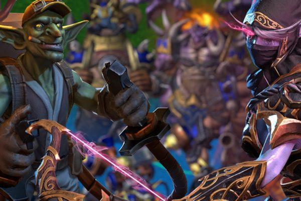 Warcraft 3 Reforged: Falas dos Heróis Neutros em português (PT-BR)