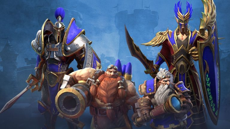 Warcraft 3 Reforged Humanos