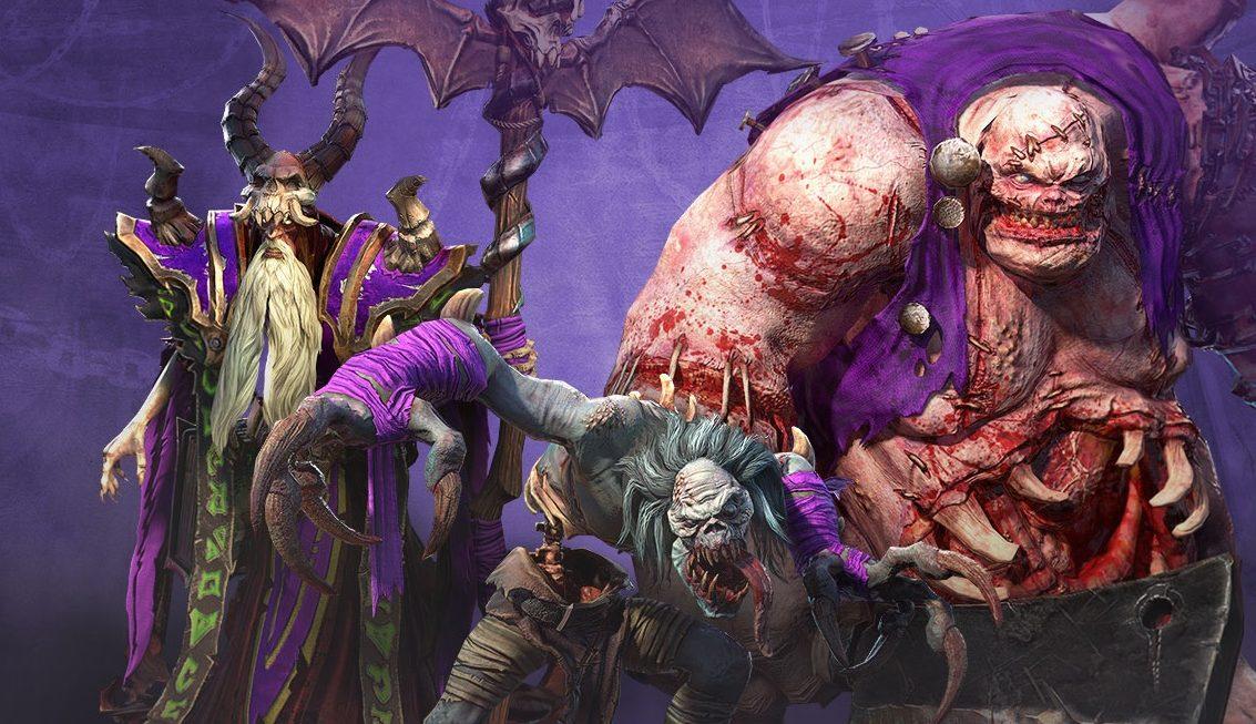 Warcraft 3 Reforged: Falas dos Mortos-vivos em português (PT-BR)