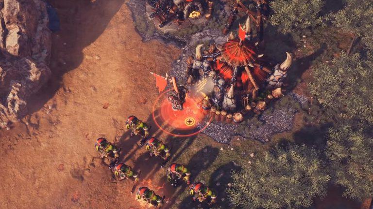 Warcraft 3 Reforged Unreal Engine