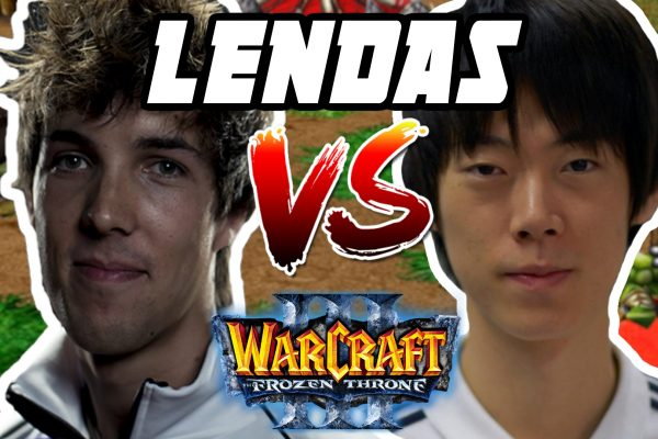 Warcraft 3 Replay: Grubby vs. Moon na WCG 2008