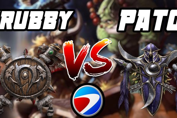 Warcraft 3 Replay: Grubby vs. PaTo na ESWC 2005