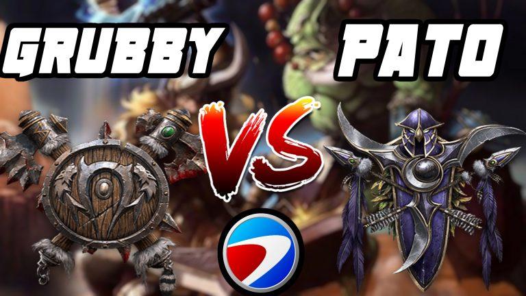 Warcraft 3 Grubby PaTo ESWC