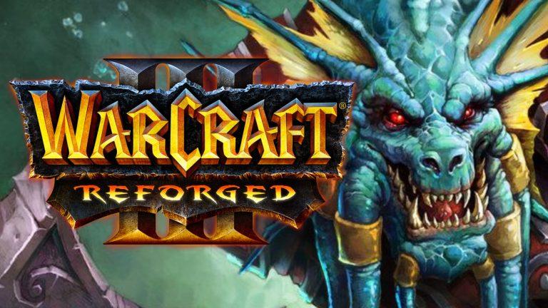 WARCRAFT 3 REFORGED NAGAS