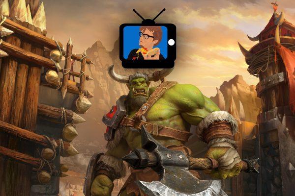 Os padrinhos e madrinhas do Warcraft 3 brasileiro
