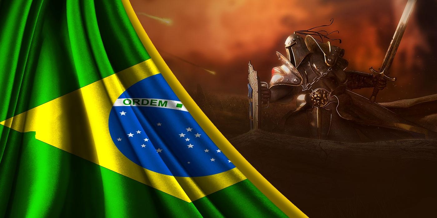 WARCRAFT 3 BRASIL