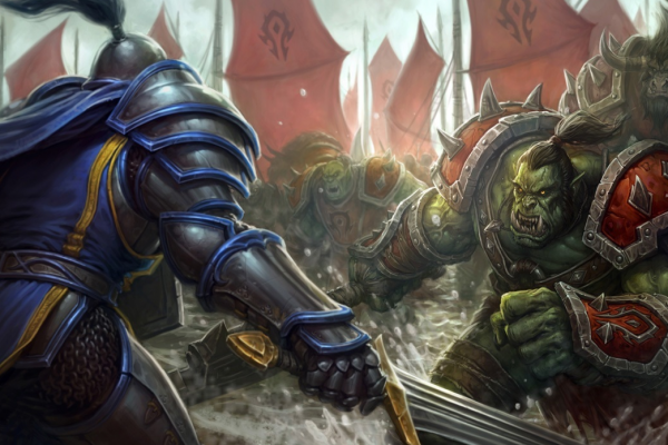 Warcraft 3 mod: Footmen vs. Grunts, a porrada come solta entre exércitos do WC3!