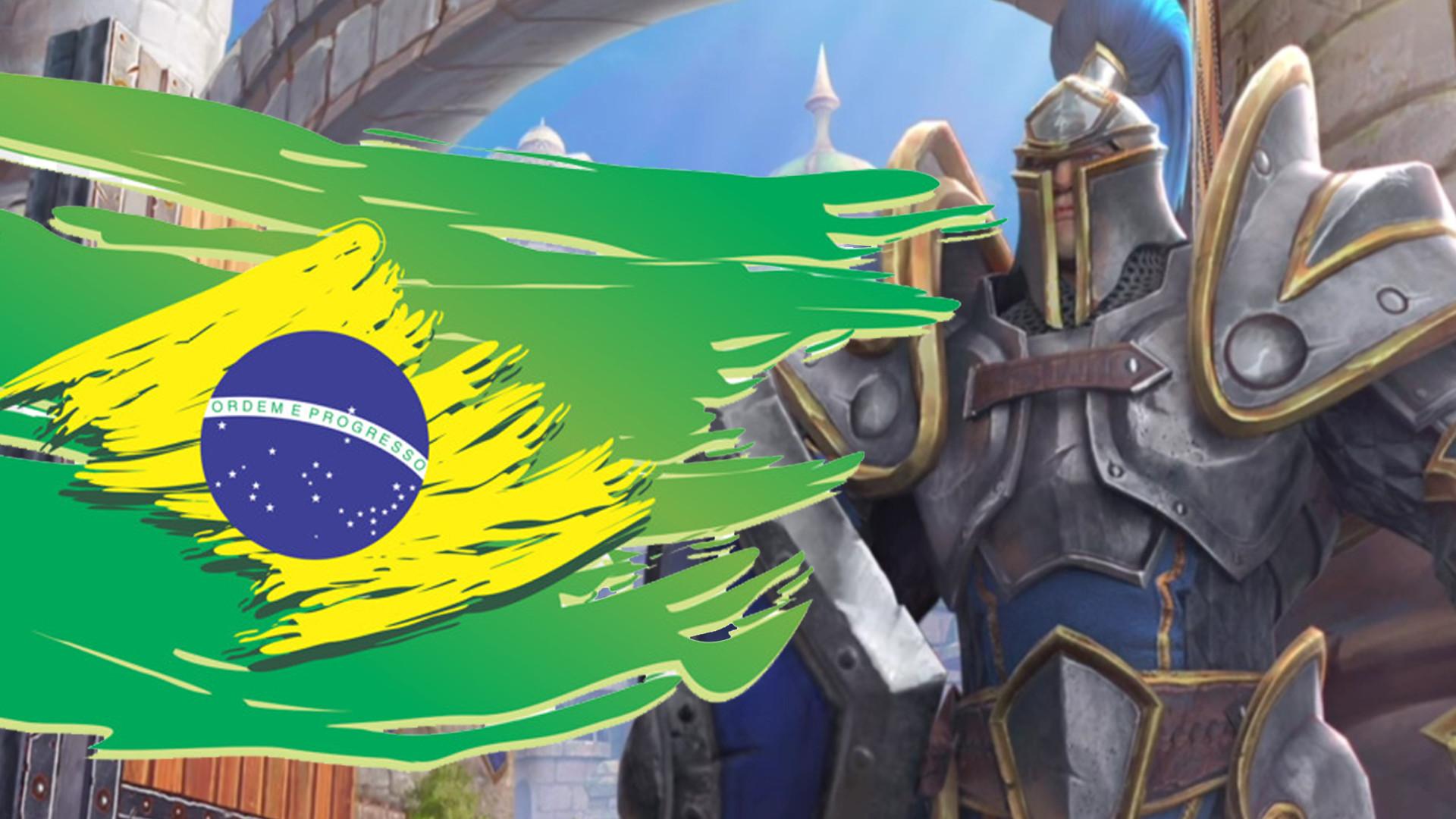 Warcraft 3 Reforged Brasil
